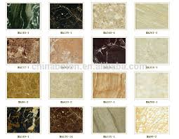 Agglomerated Marble Artificial Floor Tiles Engineered Stone