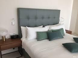 chambre avec tete de lit capitonn 100 idees de tete de lit decoration chambre