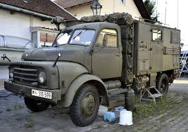 100 4x2 Truck Hanomag AL 28 Of 1956 Introduction Was A Truck Built In Limited