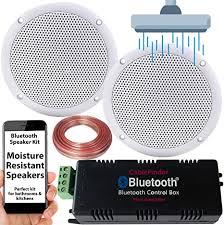 smart home bluetooth verstärker 2x feuchtigkeitsbeständige