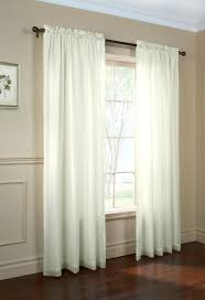 tab panel curtains blinds ideas front door curtain sheers side