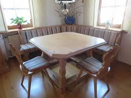 esszimmer fichte massiv eckbank tisch und stühle
