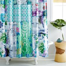 Macys Double Curtain Rods by Curtains Striped Shower Curtain Fancy Shower Curtains Macy U0027s