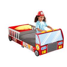 Kidkraft Fire Truck Toddler Bed | Walmart Canada