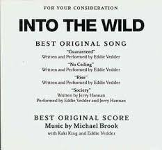 michael brook with eddie vedder into the wild cd album at discogs