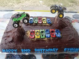 Monster Truck Cake - I Used The Inspiration From This Web Site To ... Unbelievable Ideas Blaze Monster Truck Cake And Fine The My First Wonky Celebrate With Lovely Phomenal 3rd Birthday Peace Love Challenge Its Fun 4 Me 5th Party Sheris Sinsational Sweets Ideas Tips And Pictures Page 16 Dodge Ram Cakecentralcom Coolest Homemade Cakes Vanilla Cake Chocolate Icing Mud Flickr Turning Stones Blog Trucks Tutorial Recipe