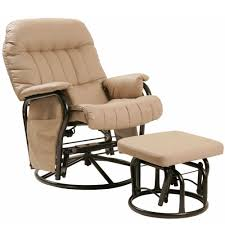 Valco Baby Sand Relax Glider Breast Feeding Rocking Chair Recliner W ... Living Room Exciting Rockers Gliders Ottomans Recling Rocking Chair With Ottoman Lacaorg Harriet Bee Hemsworth Glider Recliner Ottoman Wayfair Matching Adams Fniture Smothery And Chair Rocker Then Baby Latitude Run Sao Recling Massage Reviews Artage Intertional Emma And Stoney Creek Hcom 2 Piece Rocking Set White Aosom 100 With Amazoncom Dutailier Sleigh Glidermulposition Recline Essential Home