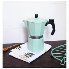 Macchinetta Mint Classic Espresso Coffee Pot