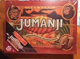 Image Is Loading JUMANJI BOARD GAME REAL WOODEN BOX CARDINAL EDITION