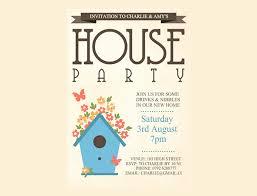 Free Housewarming Invitation Template