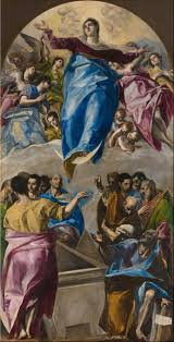 Famous Spanish Mural Artists by El Greco Wikipedia