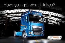 100 Daf Truck DAF Transport Efficiency Driver Challenge 2018 The Return News