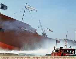 What Year Did The Edmund Fitzgerald Sank by 50th Anniversary Of The Launch Of The S S Edmund Fitzgerald