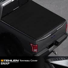 100 F 150 Truck Bed Cover Stehlen 714937188310 Hidden SnapOn Style Tonneau