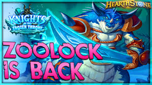Top Decks Hearthstone September 2017 by Zoolock In 2017 Lol Hearthstone Top Decks