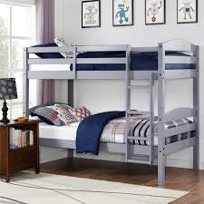 Bunk Beds At Walmart by Better Homes And Gardens Leighton Twin Over Twin Wood Bunk Bed