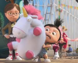 Despicable Me Plush Toy Unicorn 2255cm