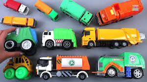 100 Garbage Truck Videos Learn S For Kids Children Babies Toddlers S For