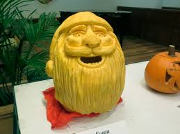 Pumpkin Contest Winners by Outrigger Waikiki On The Beach Employee Pumpkin Carving Contest
