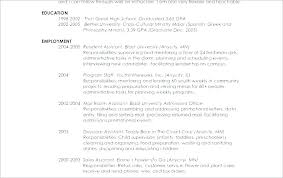 Resume Examples College Student No Experience Sample Freshman Samples Law School Sa