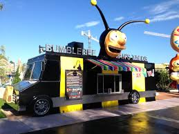 100 Universal Food Trucks Waterside Area Of Springfield USA Opens At Studios Florida