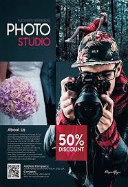 Photo Studio Flyer PSD Template Facebook Cover By ElegantFlyer