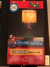 Mario Question Mark Block Lamp by Mario Question Block Ebay