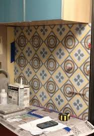 avente tile talk removing grout in a cement tile installation