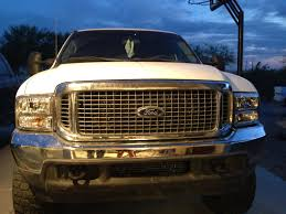 Updated Headlights - 2001 Excursion | Excursion | Pinterest | Ford ...