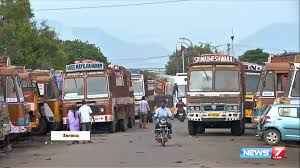 Lorry Strike At Coimbatore   Tamil Nadu   News7 Tamil   - YouTube Resale Value Of Natural Gas Trucks Heavy Hitters Making Big Bets On Used Traffic Tamil Nadu India Truck Stock Video Footage Nada Prices Review New And Values Dotd 09 Freightliner C120 72 Condo W 666k Miles Nada Price Book Best Resource Commercial Online And Bharatbenz Widens Reach In With New Tuticorin Dealership
