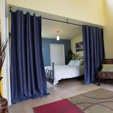 Room Divider Curtain Ikea by Breathtaking Hanging Room Divider Curtains 18 About Remodel