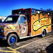 Our Emergency Donut Delivery Vehicle Is... - Hurts Donut ...
