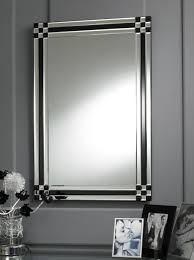 Mirror Tiles 12x12 Beveled Edge by This Art Deco Mirror Features A Fascinating Design Each Edge Of