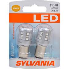 sylvania 1157 led bulb contains 2 bulbs