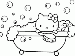 Online Coloring Pages Hello Kitty 59 In For Kids With