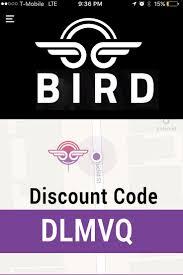 Bird App Promo Code | Bird App, Coding, App