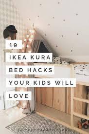 19 ikea kura bed hacks your will ikeakinderzimmer