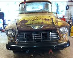1955 Chevy Truck In Progress | 1955 Chevy Truck | Chevy Trucks ... Projects 57 Chevy Panel Truck Build The Patch Page 4 Ultra Rare 1957 Gmc 100 Napco With 6700 Original 55 Panel Truck By Vondude On Deviantart Check Out This 1955 Chevrolet Van 600 Hp Of Duramax Power 4719551 Suburban Bolton S10 Frame Swap Youtube Chevy Other Pickups Photo 6 Used For Sale In The Classic Handbook Hp 1534 How To Rod Rebuild Jim Carter Parts