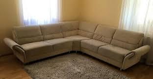 wohnzimmer sofa gebraucht farbe creme ca 270 x 260 x