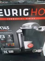KEURIG K145 OFFICEPRO COMMERCIAL COFFEE BREWER BRAND NEW IN RETAIL BOX