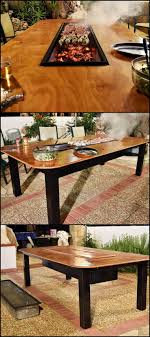 Best 25+ Bbq Table Ideas On Pinterest | Diy Grill, Kettle Bbq And ... Great Backyard Hibachi Grill Architecturenice Flattop Propane Gas Torched Steel Bbq Guys Coffee Table Tables Thippo Cypress Dropin Santa Maria Woo Charcoal Pit By Jdfabrications Outdoor Kitchen Landscaping Photo Gallery The Geaux And Grilling Pinterest Japanese Cuisine Flames On At Oishi Steak House Food Jag Eight Is A 3in1 Pnic Fire Store Official Cbook