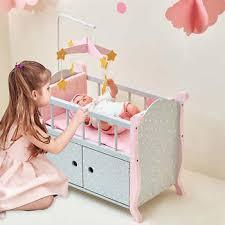 Deluxe Nursery Bed Cradle