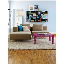 Cb2 Flex Orange Sleeper Sofa by Rouge Coffee Table In View All Furniture Cb2 Office Pinterest