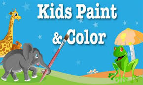 Kids Paint Color Android Apk Game Free Download For Tablet And Phone