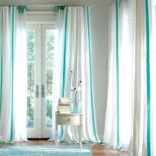 Gold And White Sheer Curtains by Turquoise And White Sheer Curtains Large Size Of Gold Window