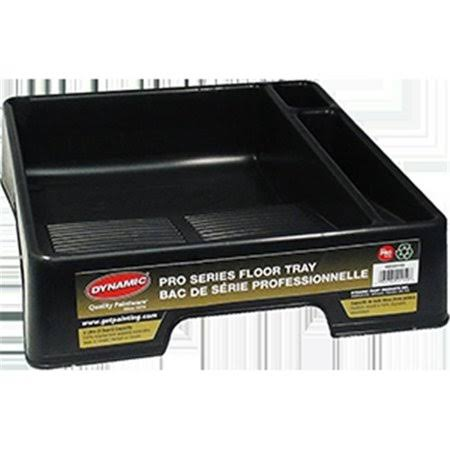 Dynamic HZ020150 3.7 Quart Pro Series Floor Tray Pack of 8