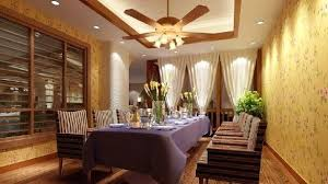 Decorative Ceiling Fans For Dining Room Living Fan And Pendant