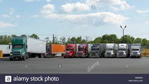 Pilot Travel Centers Truck Stop, Milford, CT Stock Photo: 72971737 ...