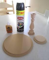 diy wood cake stand – Craftbnb