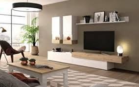 wohnwand hängend für dein wohnzimmer günstig